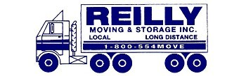 Reilly Moving & Storage, Logo